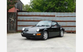 1990 Porsche 911 Cabriolet for sale 101031292