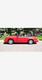 1990 Porsche 911 Cabriolet for sale 101113706