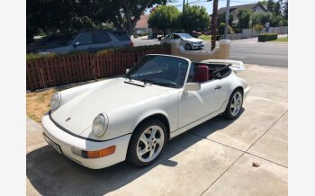 1990 Porsche 911 Cabriolet for sale 101189088