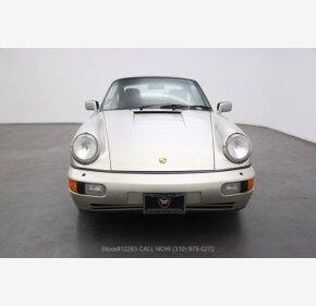1990 Porsche 911 Coupe for sale 101355467