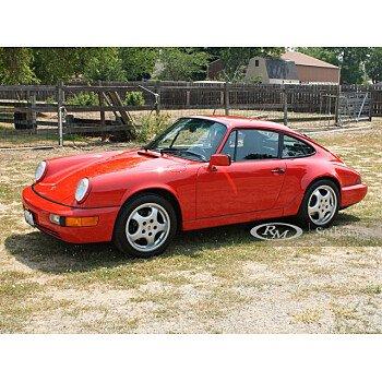 1990 Porsche 911 Coupe for sale 101622522