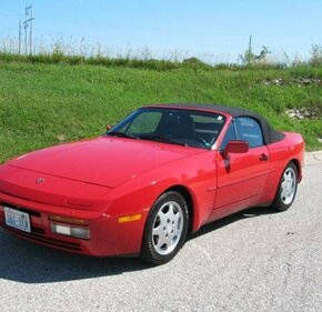 1990 Porsche 944 Cabriolet for sale 101007514