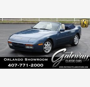 1990 Porsche 944 Cabriolet for sale 101070796
