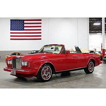 1990 Rolls-Royce Corniche III for sale 101083291