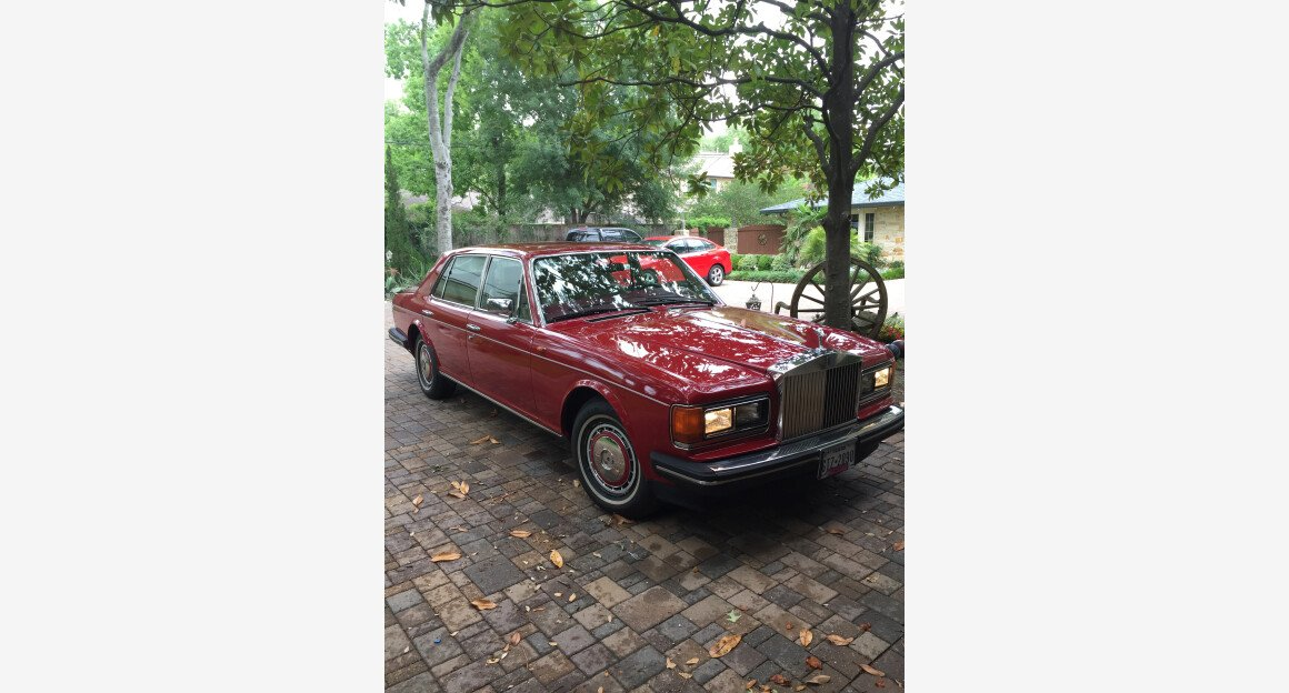 1990 Rolls-Royce Silver Spur II for sale 101002811