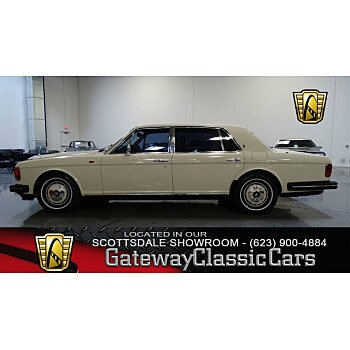 1990 Rolls-Royce Silver Spur II for sale 100988990