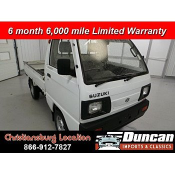 1990 Suzuki Carry for sale 101013565