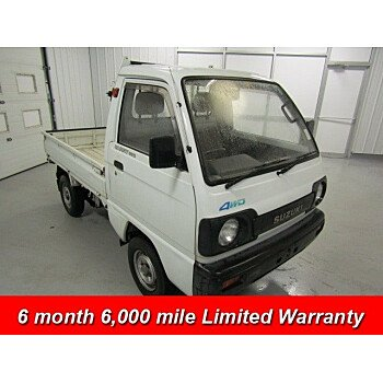 1990 Suzuki Carry for sale 101013573