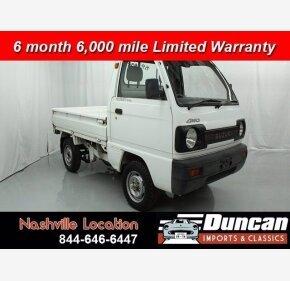 1990 Suzuki Carry for sale 101108010