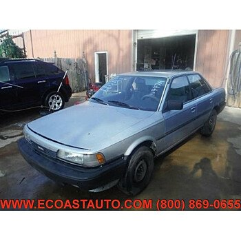 1990 Toyota Camry Deluxe Sedan for sale 100749572