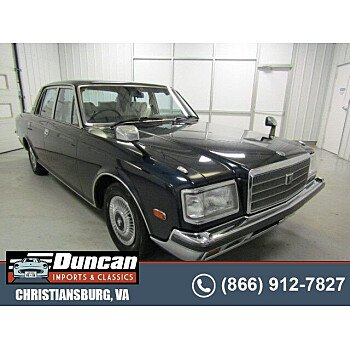 1990 Toyota Century for sale 101013552
