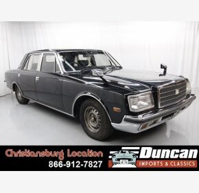 1990 Toyota Century for sale 101152561