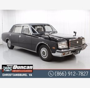 1990 Toyota Century for sale 101382657
