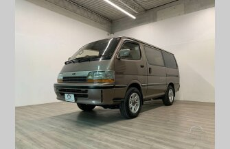 1990 Toyota Hiace for sale 101595390
