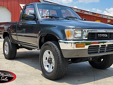 1990 Toyota Pickup 4x4 Regular Cab Deluxe for sale 101551224