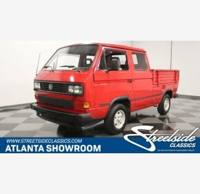 1990 Volkswagen Vans for sale 101257188