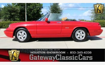 1991 Alfa Romeo Spider for sale 101004328