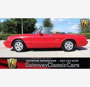 Alfa Romeo Classics For Sale Classics On Autotrader