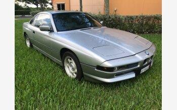1991 BMW 850i for sale 100903456