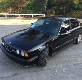 E34 M5 For Sale >> 1991 Bmw M5 Classics For Sale Classics On Autotrader