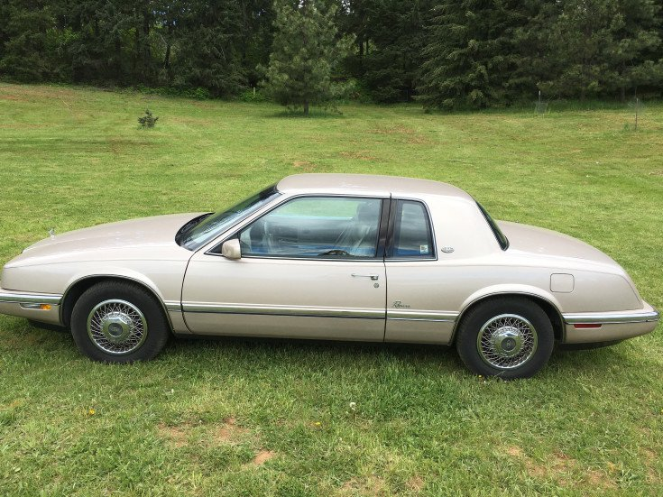 1991 Buick Riviera Coupe for sale 101543660