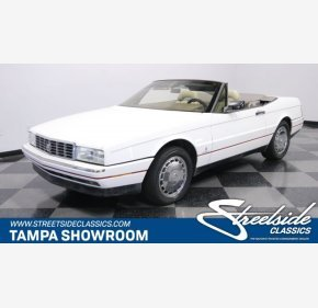 1991 Cadillac Allante for sale 101279867