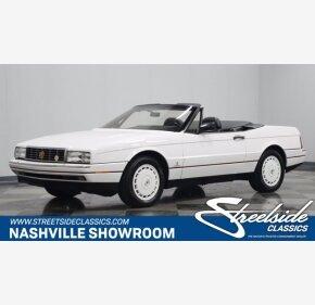 1991 Cadillac Allante for sale 101471061