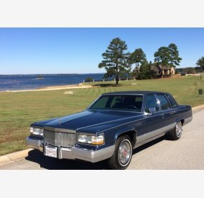 1991 Cadillac Brougham for sale 100947575