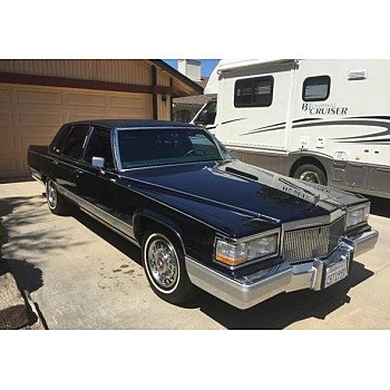 1991 Cadillac Brougham for sale 101013224