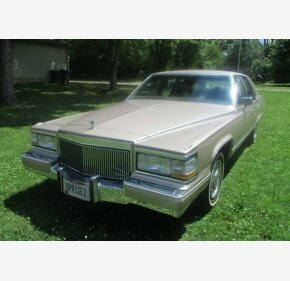 1991 Cadillac Brougham for sale 101017113