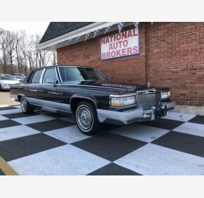 1991 Cadillac Brougham for sale 101116428