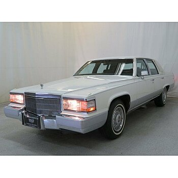 1991 Cadillac Brougham for sale 101166641