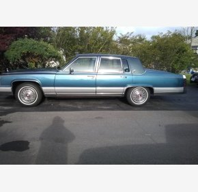 1991 Cadillac Brougham for sale 101176489