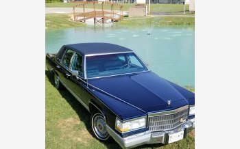 1991 Cadillac Brougham for sale 101220574