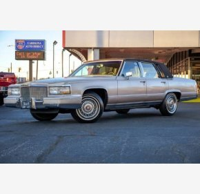 1991 Cadillac Brougham for sale 101235647