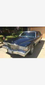 1991 Cadillac Brougham for sale 101274093