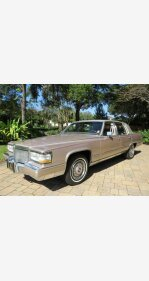 1991 Cadillac Brougham for sale 101382573