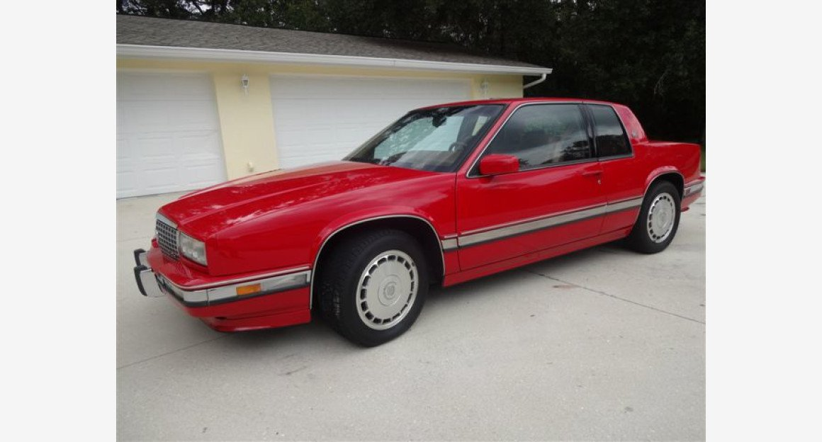 1991 Cadillac Eldorado Coupe for sale 100786413