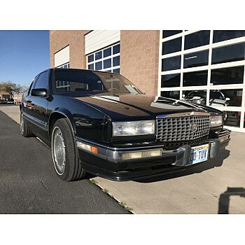 1991 Cadillac Eldorado Coupe for sale 101098823