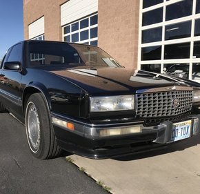 1991 Cadillac Eldorado Coupe for sale 101098823