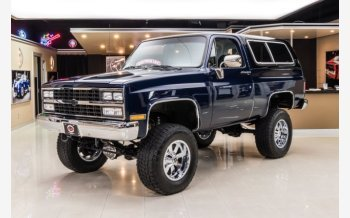 1991 Chevrolet Blazer 4WD for sale 101069630