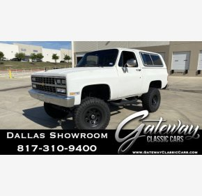 1991 Chevrolet Blazer for sale 101309551