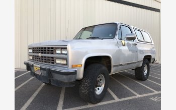 1991 Chevrolet Blazer 4WD for sale 101396534