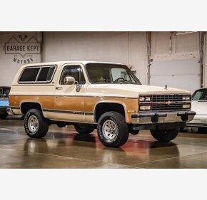 1991 Chevrolet Blazer 4WD for sale 101436469