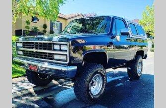 1991 Chevrolet Blazer 4WD for sale 101535844