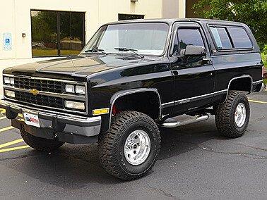 1991 Chevrolet Blazer 4WD for sale 101551954