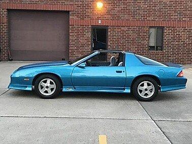 1991 Chevrolet Camaro for sale 100872347