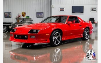 1991 Chevrolet Camaro Z28 Coupe for sale 101401577