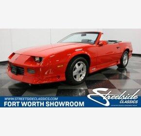 1991 Chevrolet Camaro for sale 101052557