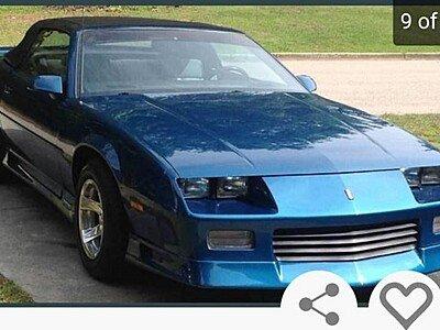 1991 Chevrolet Camaro for sale 101062147